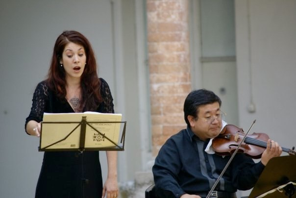 Miriam Wettstein+Quartetto di Lugano