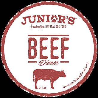Beef Dinner (2 lb)