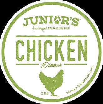 Chicken Dinner (2 lb)