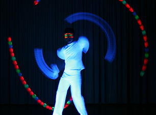 Glow Show Performer
