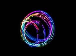 Glow Poi Performer