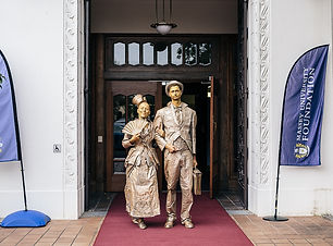 Victorian Living Statues