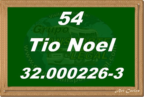 Grupo Transporte Legal Rio - Tio Noel