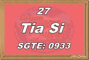 Tia Bel - Grupo Transporte Legal