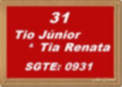 Transporte escolar Tio Júnior IV & Tia Renata - Grupo  Transporte Legal