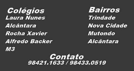 Laura Nunes, Alcântar, Rocha Xavier, Alfredo Backer, M3.