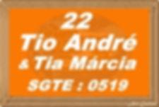 Tio André e Tia Márcia - Grupo Transporte Legal