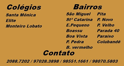 Colégio Santa Mônica, Elite, Colégio Monteiro Lobato