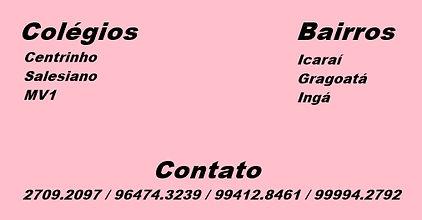 Centrinho, Salesiano, MV1.