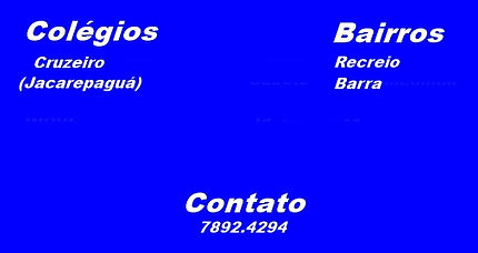 Colégio Cruzeiro, Cruzeiro, Colégio Cruzeiro Jacarepaguá