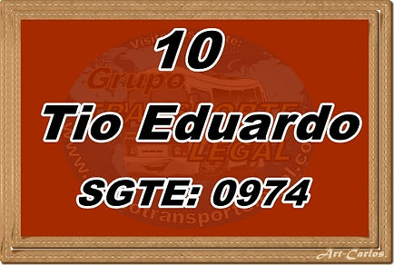 Tio Eduardo - Grupo Transporte Legal