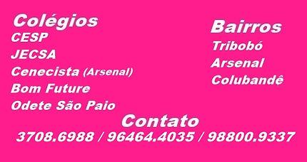 CESP, JECSA, Cenecista, Bom Future, Odete São Paio.