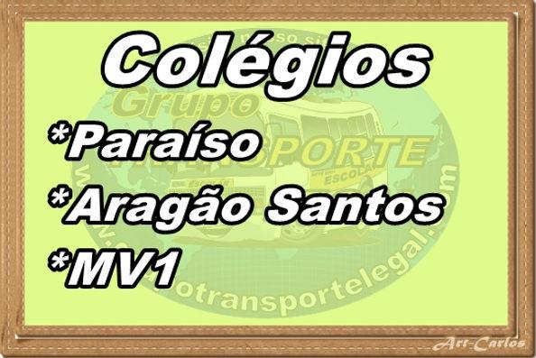 Grupo Transporte Legal Rio - Tia Lane & Tia Val