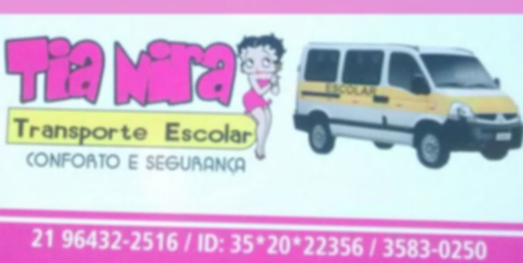 Grupo Transporte Legal - Tia Nira