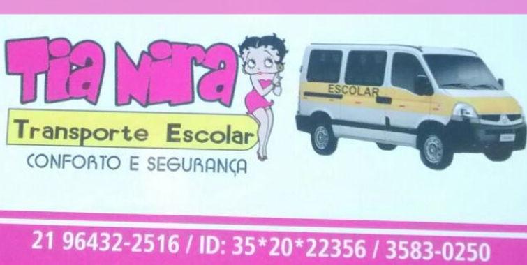 Grupo Transporte Legal - Tia Nira