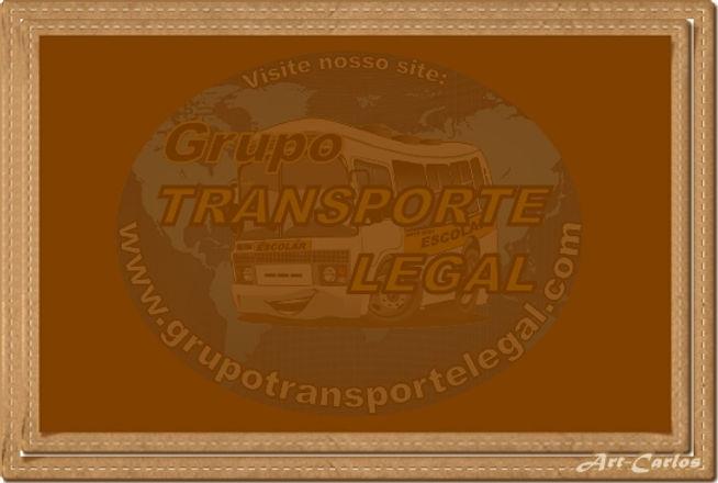 Tio Fabinho, Grupo Transporte Legal