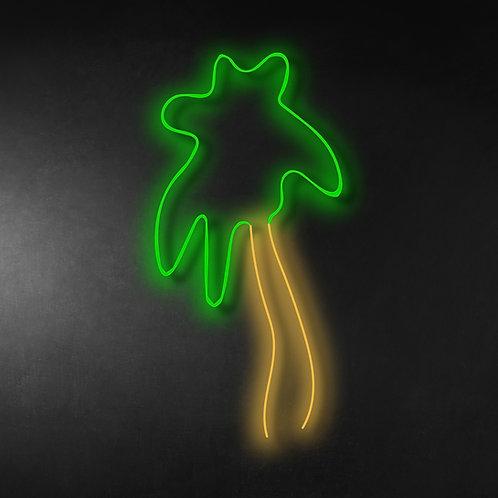 Palm Tree 30cm Neon Sign