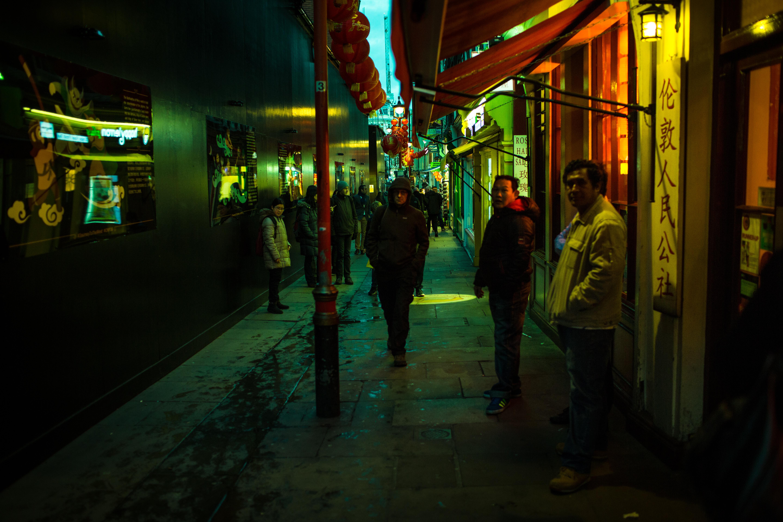 London Chinatown