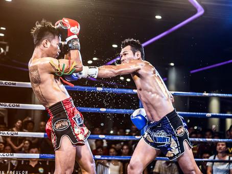 Bangkok: Bienvenu(e) sur le ring!