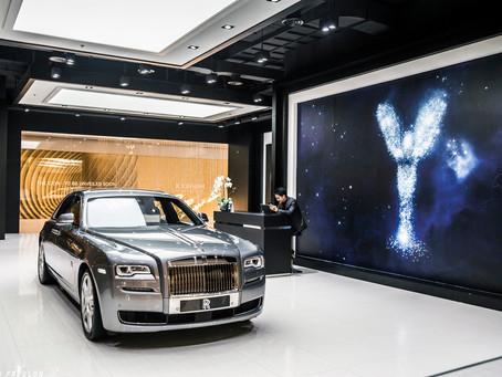 Bangkok: Un luxe aveuglant!