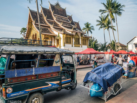 Luang Prabang: Une explosion de beauté