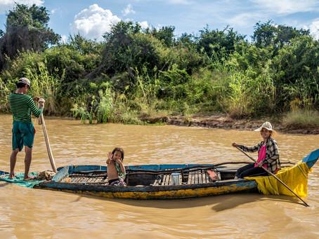 Le Cambodge, un pays chargé d'histoire!