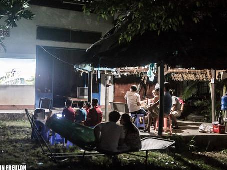 Une soirée Vietnamienne...