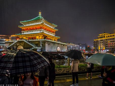 Xi'an:l'armée de terre cuite ou l'armée de touriste.