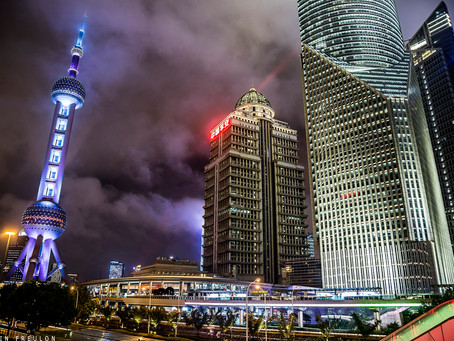 Shangaï, la vitrine de la Chine. Partie 1