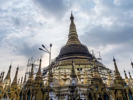 Yangon: l'ex-capital Birmane