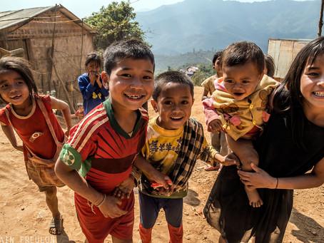 Pakbeng: Terres d'accueil et de simplicité