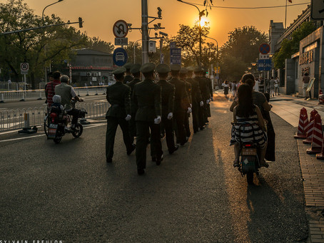 Pekin (Beijing) Entre surveillance et sérénité