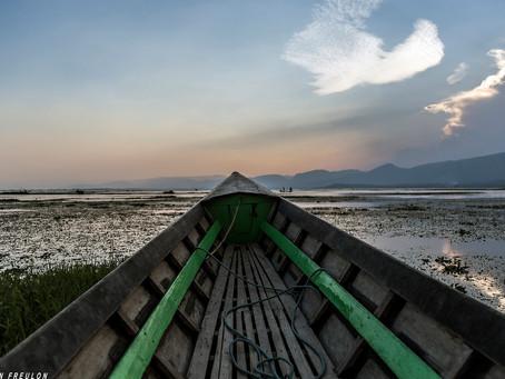 Le lac Inlay: Entre pesticide et tourisme malsain