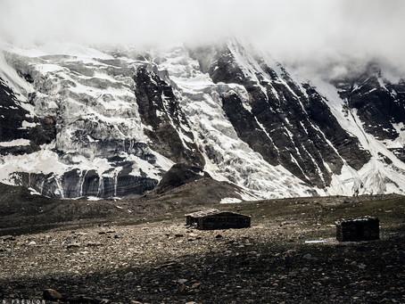 Népal : De Tilicho Lake (4490m) à Sree Kharka (4040m)