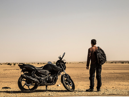 Jaisalmer: la vie dans un desert. Partie1