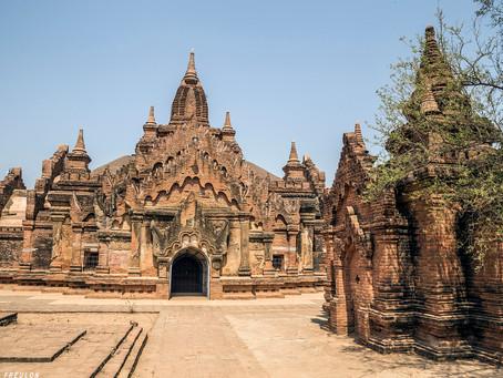 Le royaume de Bagan!