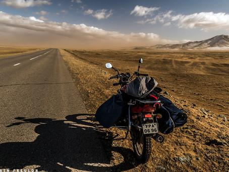Mongolie: La découverte de la liberté!
