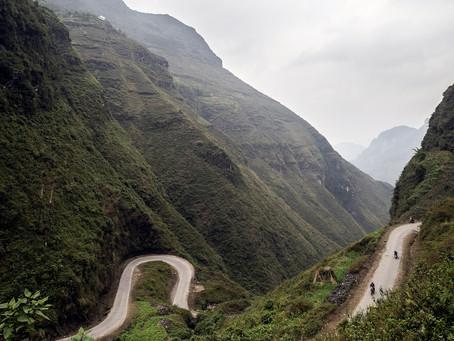 Ha Giang: Itinéraire en motobike: PARTIE 2