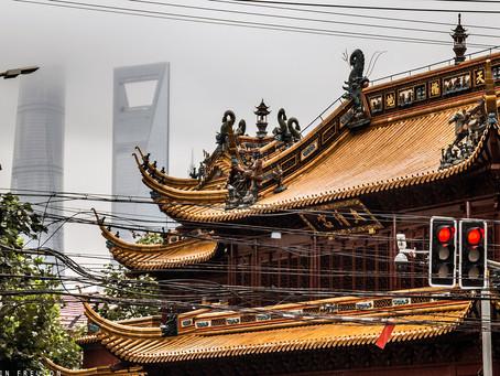 Shangaï : La vitrine de la Chine. Partie 2