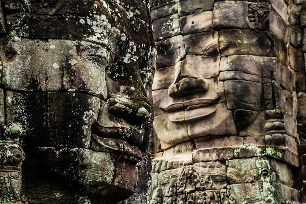 les temples d'Angkor Wat et ceux des alentours a Siem Reap qui témoigne d'une grande civilisation d'autrefois (Sylvain Freulon©)