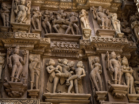 Inde: Khajurâho (État du Madhya Pradesh)