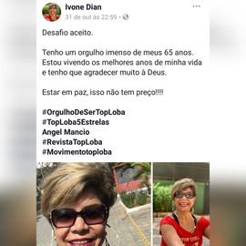 Ivone, 65 anos