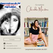 Cláudia Martins - Florianópolis/SC