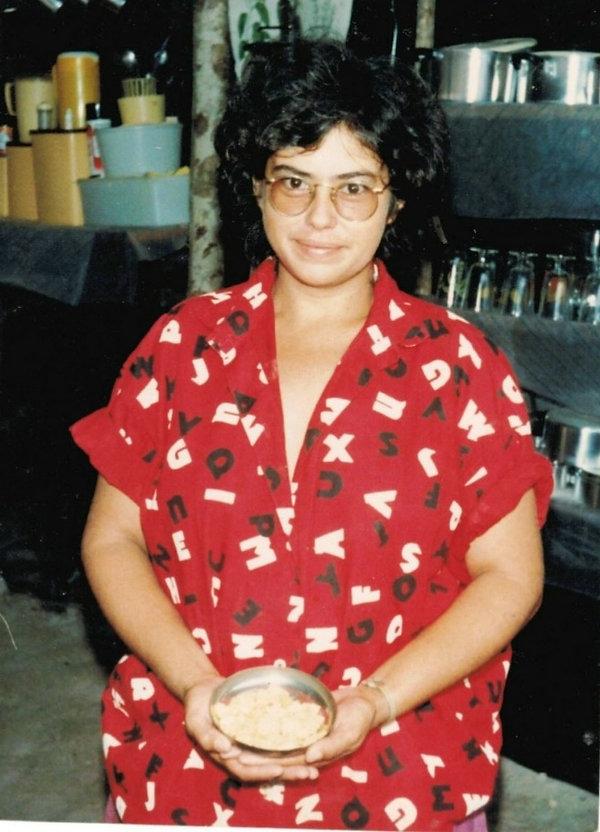 Mariza Paiva garimpo.JPG