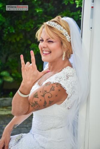 Noiva do rock