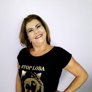 Nossa modelo Linda Martins fez seu click Top Loba para o Concurso 50+!