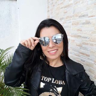 Nossa modelo Eliana Xavier em ensaio fashion para a Revista Top Loba!