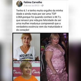 Fatima, 61 anos
