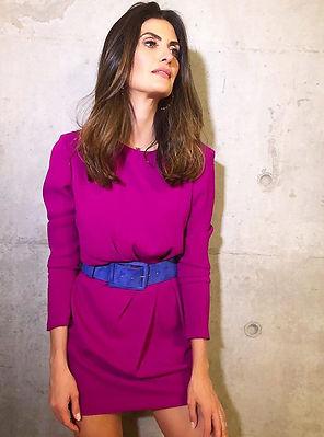 top 11 modelo alta e magra Isabella Fior