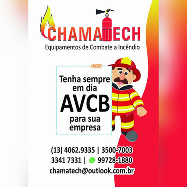 Chamatech Extintores